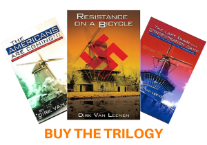 Holocaust book trilogy covers